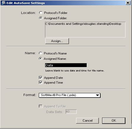 Installation of softmax® pro on a windows 7 computer and.